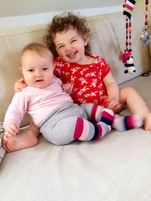 Ella Rose :: 6 måneder