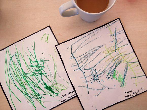 FormiddagsKrea med min (næsten) treårige